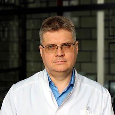 Бурда Юрий Евгеньевич