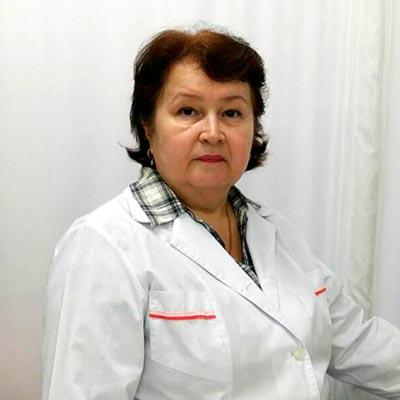 Ефимова Ольга Раджабалиевна