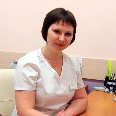 Галчинская Елена Владимировна