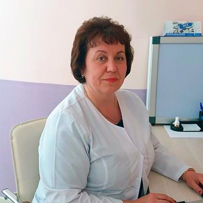 Кривошеева Наталья Леонидовна
