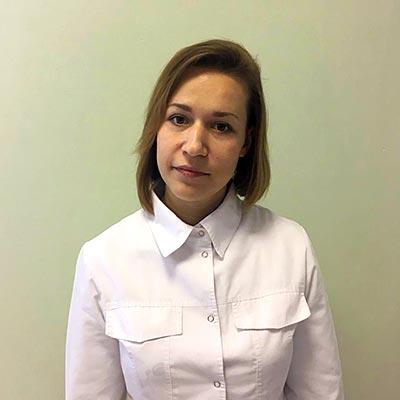 Казьменко Юлия Александровна