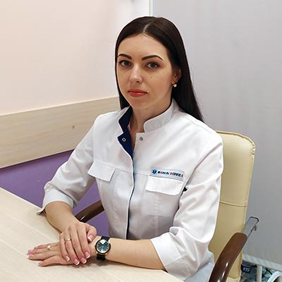 Коваленко Оксана Юрьевна